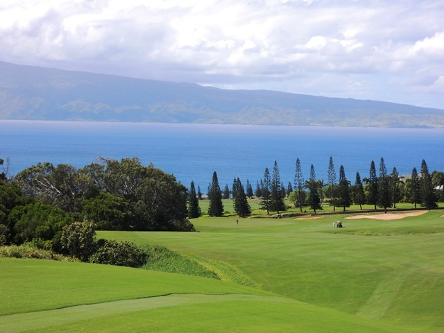 Fun is keyword at Kapalua's Plantation Course | Hawaii ...