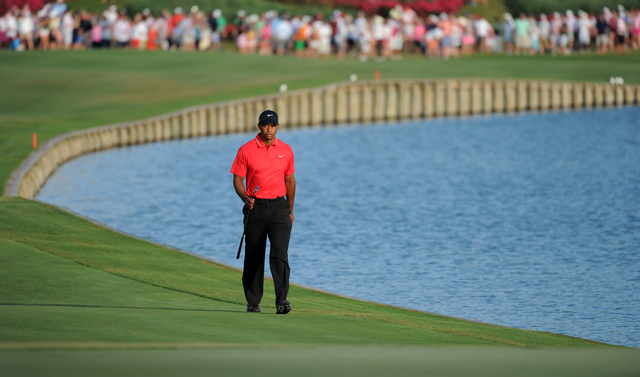 Tiger Woods Set To Design Bluejack National Golf Course