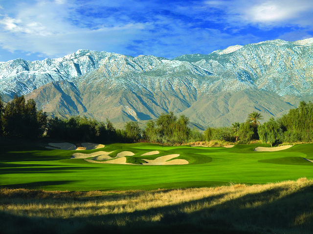 Five Must Play Golf Courses In The Palm Springs Area