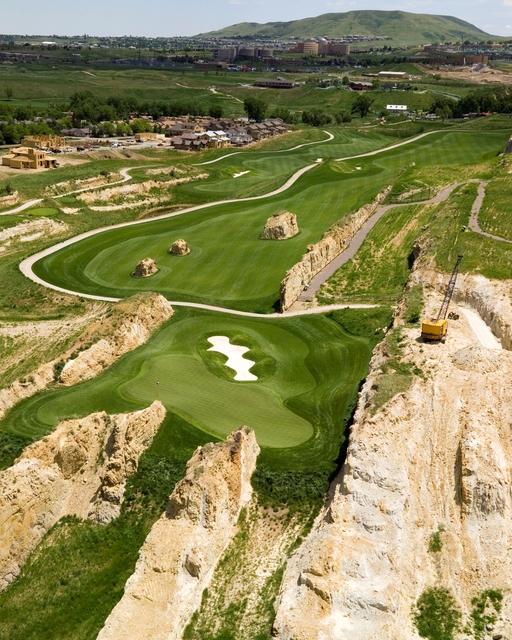 Top Golf Courses In The Denver Metro Area