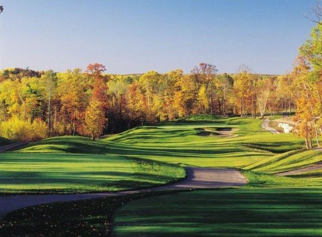 Golden Eagle Country Club: Golden Eagle Soars In Fifty Lakes, Minnesota