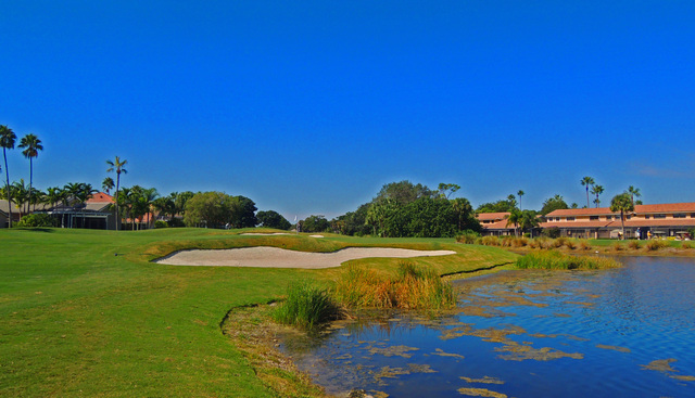 Champion Course At Pga National Gets Makeover New 14th Hole Golf Advisor
