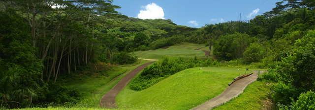 Royal Hawaiian GC: #15
