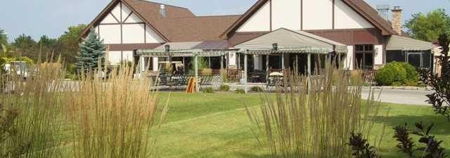 Stony Creek GC: Clubhouse