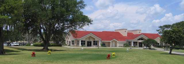Wedgefield GCC: Clubhouse