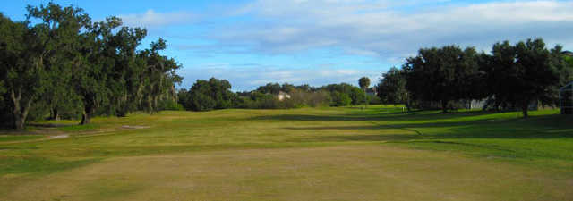 Kissimmee Oaks GC: Clubhouse