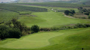 Chardonnay GC: 7th hole
