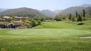 The Golf Club at Glen Ivy: #7