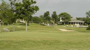 Sherrill Park Municipal Golf Course - One: #18