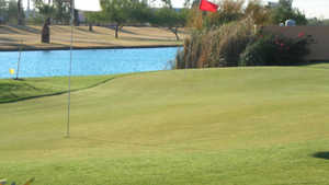 Rio Salado GC: chipping green