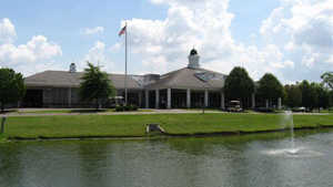 Ted Rhodes Golf Course - The Clubhouse