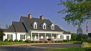 Westfields GC: clubhouse