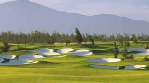 Montgomerie Links Golf Course