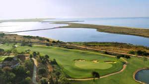 Omyria Palmares Golf Resort: Aerial view