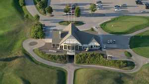 Washington County GC: Clubhouse