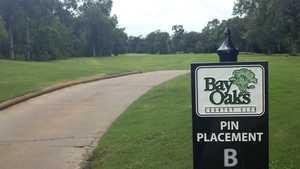 Bay Oaks CC: #15