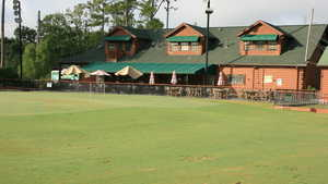 Swanson GC: Clubhouse