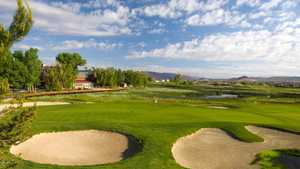 The Lakes Course at Red Hawk