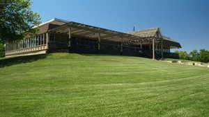 Bear Creek Golf World: the clubhouse