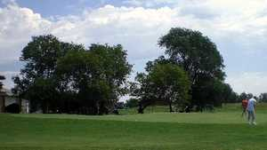 The Ponds GC: the chipping green