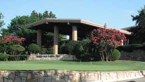 Wichita Falls CC: clubhouse