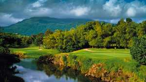 The Wyndham Rio Mar Beach Resort - River Course's 7th hole