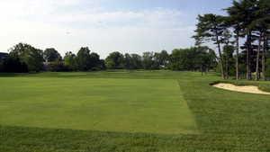 Hurstbourne CC: Practice area