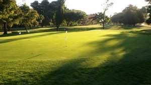 Van Buskirk Park GC: practice area