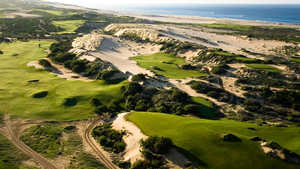 Diamante Cabo San Lucas - The Dunes Course: Aerial view