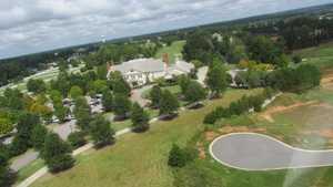 TPC Wakefield Plantation: aerial view