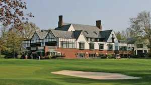 Portage CC: clubhouse