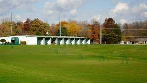 Gray Eagle GC: driving range