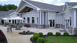 Champions Pointe GC: clubhouse