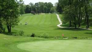 Mount Pleasant GC: #15