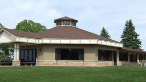 Winagamie GC: Clubhouse