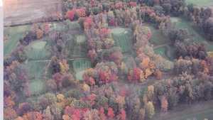 Ironwood Links GC: Aerial