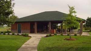 Cherry Oaks GC: pavilion