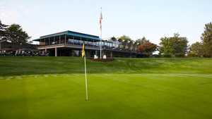 Silver Lake CC: clubhouse