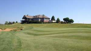 Old Silo GC: clubhouse