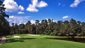 The Golf Trails of The Woodlands - The Oaks Course