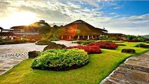 Tagaytay Highlands International GC: clubhouse