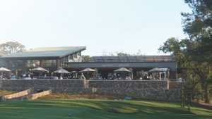 Bennett Valley GC: Clubhouse