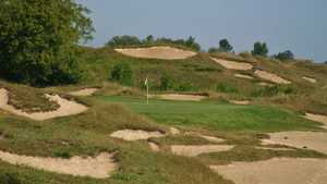 Irish Course at Whistling Straits - hole 4