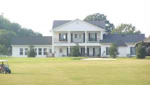 Country Hills GC: Clubhouse