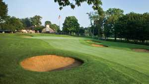 Brown Deer GC: Clubhouse