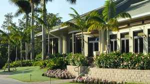 Cedar Hammock GCC: Clubhouse