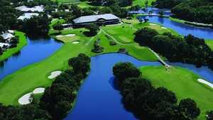 Palmer Coolum Resort: Aerial view