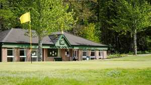 Melrose GC: Clubhouse