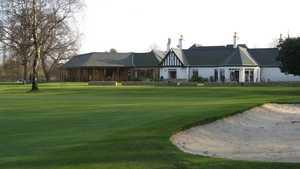 Duddingston GC: Clubhouse