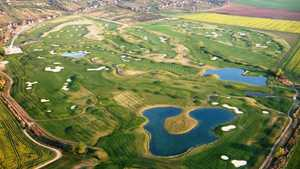 GR Skalica: Aerial view